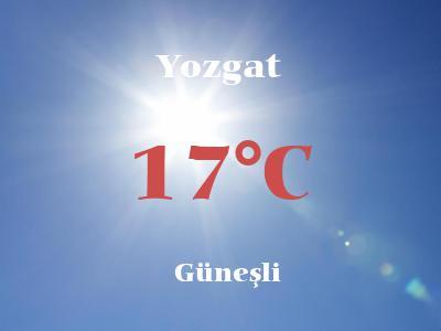 Hava Durumu Yozgat